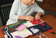 Sewing: Elder Care