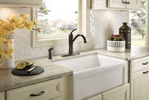 Creative Kitchen Ideas / Remodel your kitchen with these pins.  Call us for help!!  301-865-2223 or visit our website www.clarksburgplumbing.com