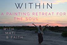 The Sacred Within Retreat: Charleston, SC