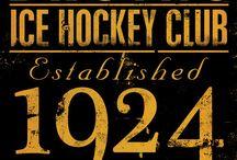 hockey / go go black and gold!