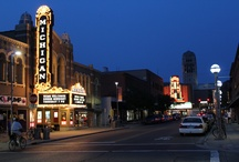 Pure Ann Arbor / Iconic scenes from the city you love.
