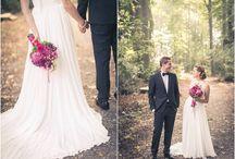 Hochzeit - Herbst