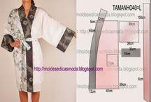Robe e camisola