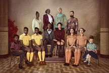 HABARI loves Stromae / A unisex collection designed by a Belgian artist known as Stromae, inspired by African motifs.