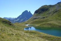 Pic du Midi d'Ossau / Le Pic du Midi d'Ossau, emblème de la Vallée d'Ossau