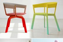 color chair