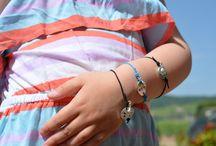 Thème A offrir 2014 / Notre collection enfants présente à la fois des pièces légères et colorées mais aussi des pièces en métal argenté à offrir à nos petites filles sages ou nos ados délurés !