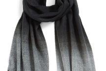 scarf men