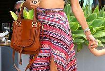 Skirt & Pants