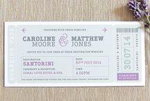 The Wedding Invite.