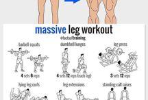 Cviky nohy