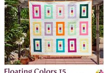Quilting / by Leslie Hinton