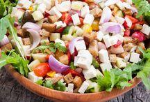 Suppen, Salate