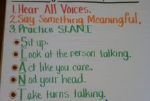 Listening and Speaking Purposefully / Activities & resources to develop the skills of active listening and engaging speaking.