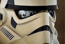 Masks, Helmets & Robots