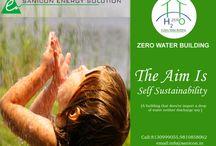 Zero Water Building (Self-Sustainable Homes)