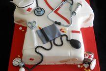 Nurse Grad Cake Ideas