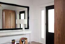 Mirror Feature Walls