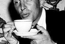 Celebrities and Coffee / by Connie Landro