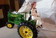 John deere wedding stuff