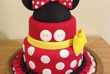 festa da Minnie Mouse