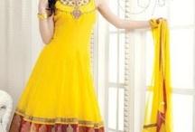 Panjabi suits/sari's