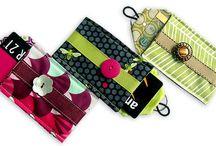 Gift card holders