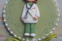torta de enfermera