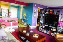 Ev Dekorasyonu Yaparken Renklerin Anlamı Ve Önemi İle Doğru Etkiler Yaratın. / Ev dekorasyonu yaparken renklerin anlamı ve önemi, görünüm kadar ruhsal olarak ta önemlidir. Dikkat çekici ve huzur veren evler için renkleri anlattık.