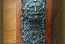 Keys, Door Handles, Knobs, Latches, Locks and Knockers