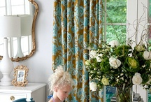 window treatments / by Melissa Valure