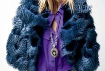 fashion:  fur