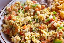 Egg Dishes / Mexican Egg Dishes