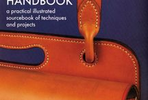 Leatherwork books / Some leatherwork books I own and like and others I would like to read and own