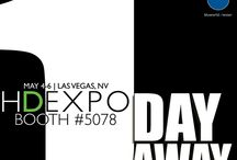 Trade Show Events / All things trade show related, from both photos to promo messaging.