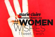 #WomenWishes / by Marie Claire Australia