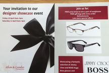 Special offers & promotions at A&C / Opticians, Offers, Promotions, Eyewear.