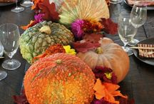Fall / Fall decoration, fall colors, anything fall
