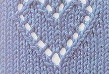 punto knit / by Mentxu Serra