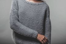 Sweter knitting