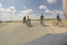 Cycling trip with Bike Rush! / We teamed up with Bike Rush for a cycling trip around Madaba! #BikeRush #Cycling #Jobedu