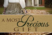 Scenes from A Most Precious Gift by Jacqueline Freeman Wheelock / Pictures of historic Melrose Estate in Natchez, MS, the inspiration for Riverwood Plantation featured in the book
