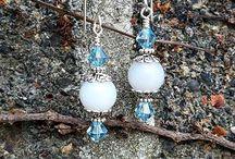 Jewellery:-Gemstone Earrings