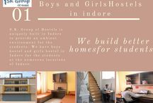 Best Girls Boys Hostel in Indore / SK group of hostels in Indore is the leading hostel service provider in Indore area.We offer all the amenity facilities who need you to stay in Indore.