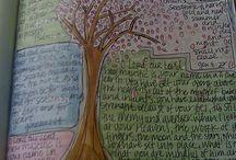 prayer journals / by Tosha Hirt