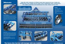 Rolmako - catalogue of the agricultural machinery 3/6 / Rolmako - catalogue of the agricultural machinery, farm machinery  www.rolmako.pl www.rolmako.com www.rolmako.de www.rolmako.fr www.rolmako.ru