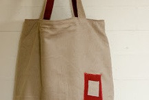 Bags that are sewn / by Nancy Harris