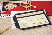 DIY Wedding Invitations / Impress your guests with these elegant and creative wedding invitation ideas!