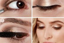 Eyes -  makeup, tips, care