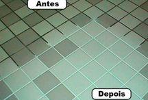 Limpar piso